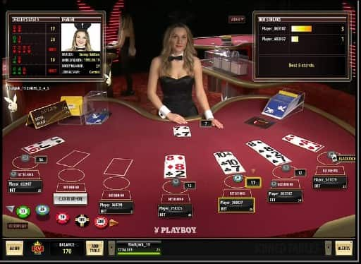 ジパングカジノで遊べるブラックジャック一覧